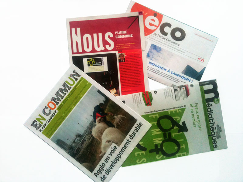 Publications de Plaine Commune